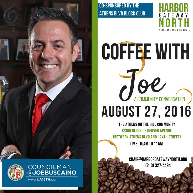 Coffee with joe