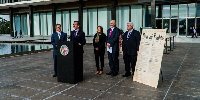 Commission Approved LADWP Bill of Rights