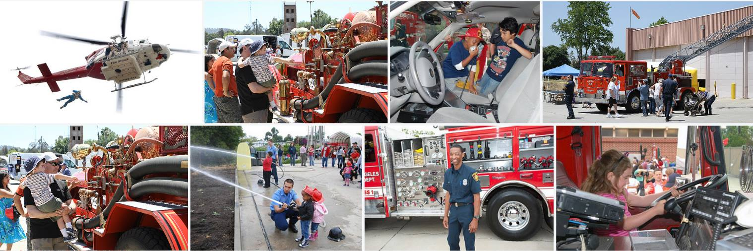 LAFD Open House