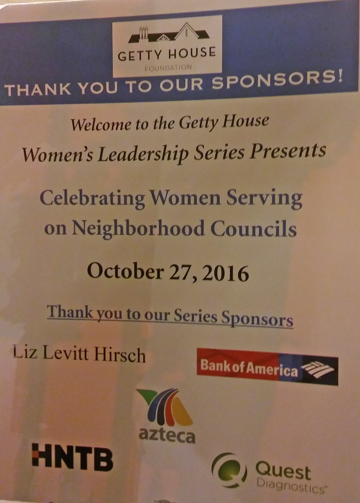 HGN President Celebrates Women in Leadership with Mayor