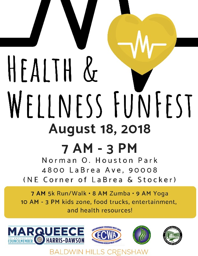 Health and wellness funfest