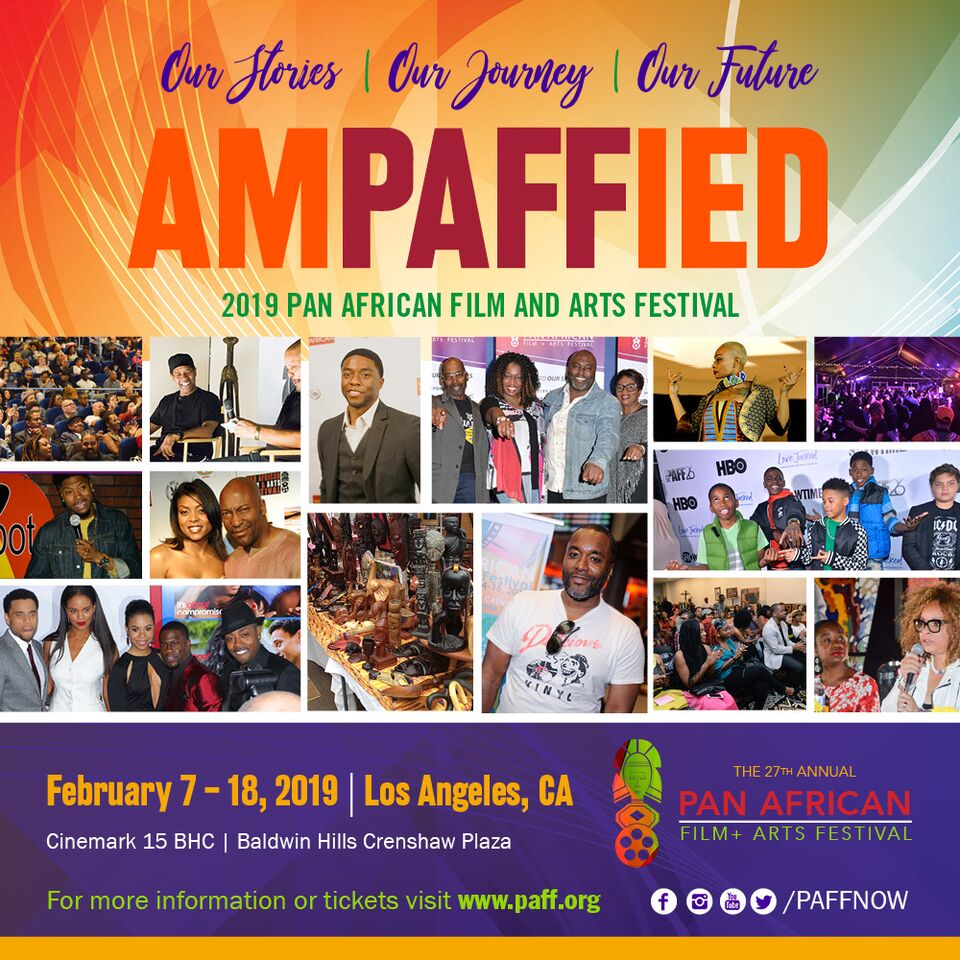 AMPAFFIED, pan African Film and Arts Festival
