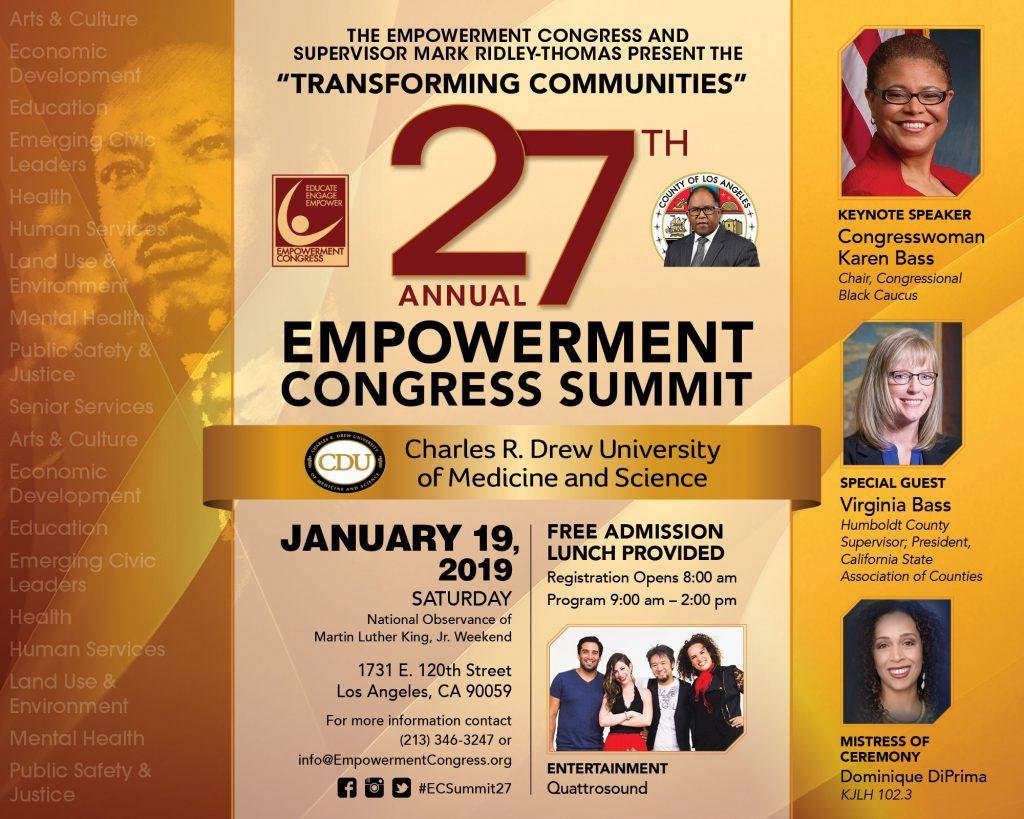 Empowerment Congress Summit