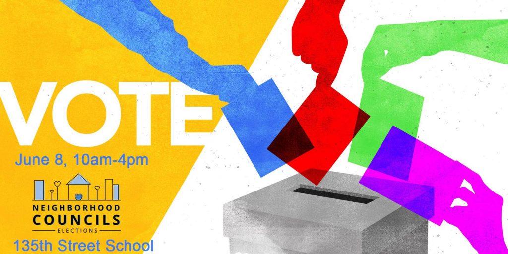 Vote June 8