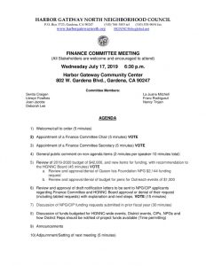 thumbnail of HGNNC Finance Committee Agenda July 17_2019 FINAL