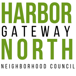 Harbor Gateway North Neighborhood Council Logo