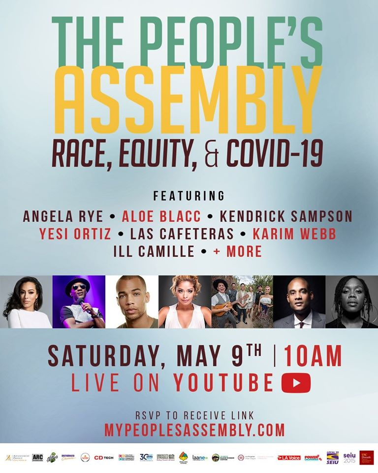 The People's Assembly: Race, Equity & COVID-19