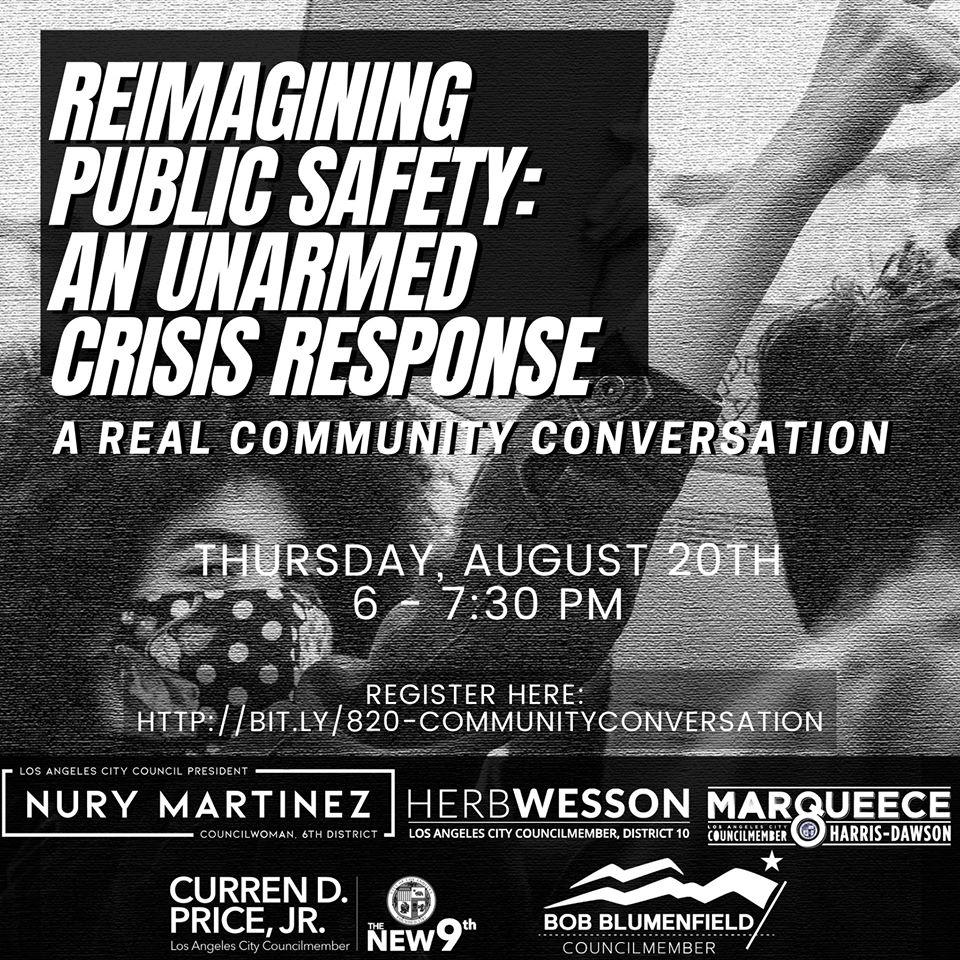 Public Safety Conversation