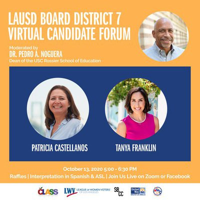 District 7 candidate forum
