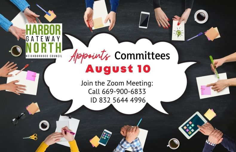 Harbor Committee Meeting