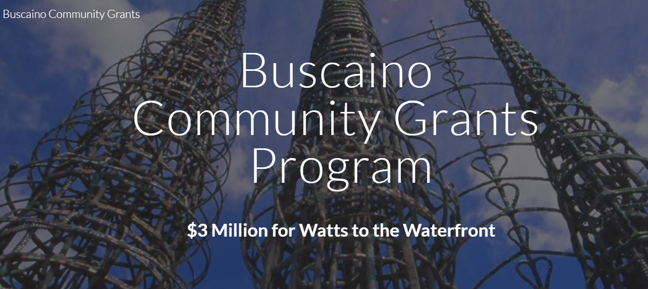 community grants program